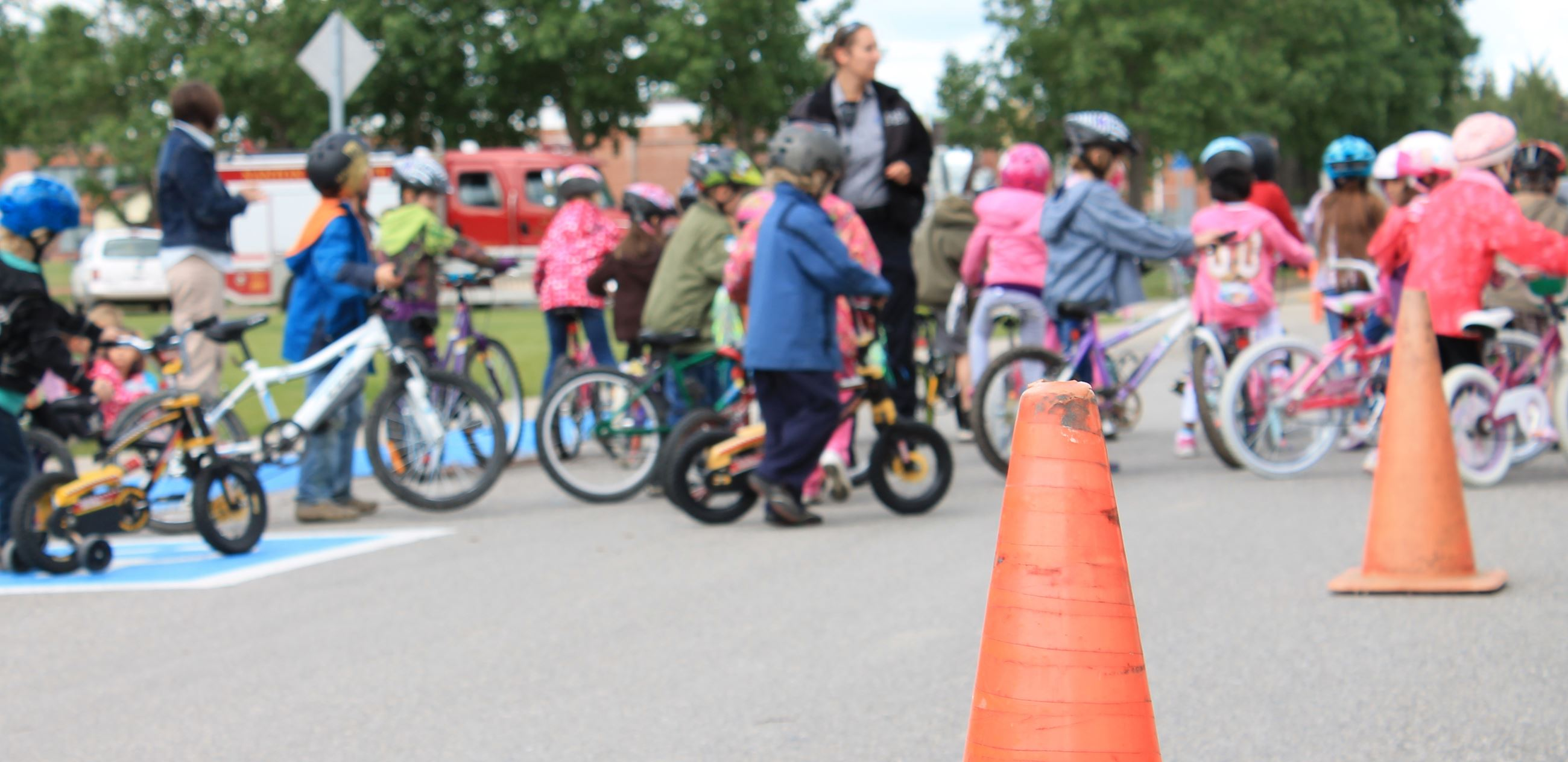 bylaw enforcement bike rodeo