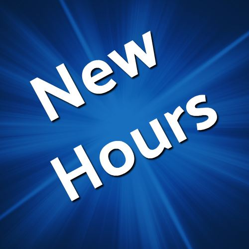 new hours image