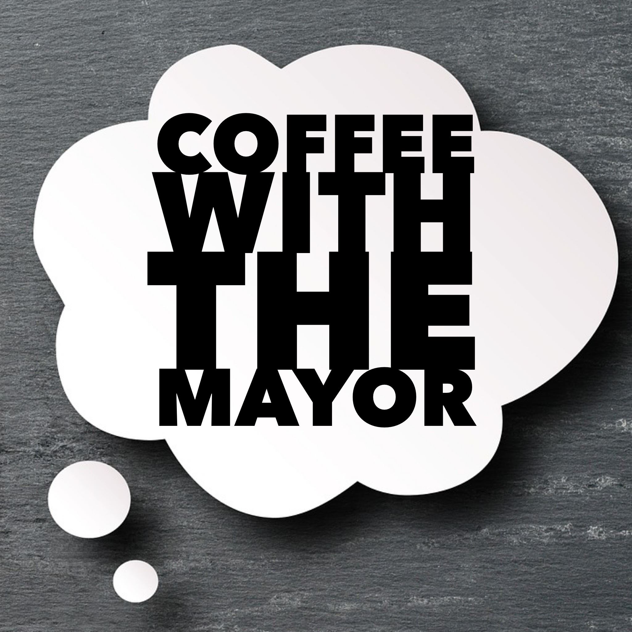 coffee with mayor