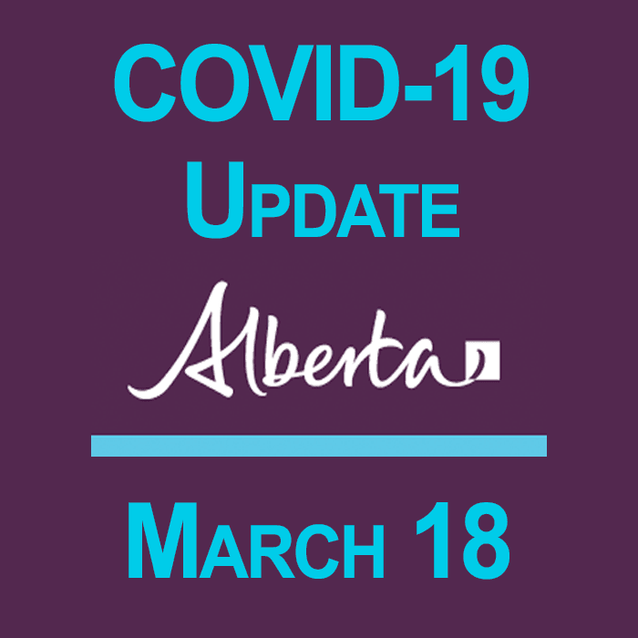 COVID AB Govt update mar 18