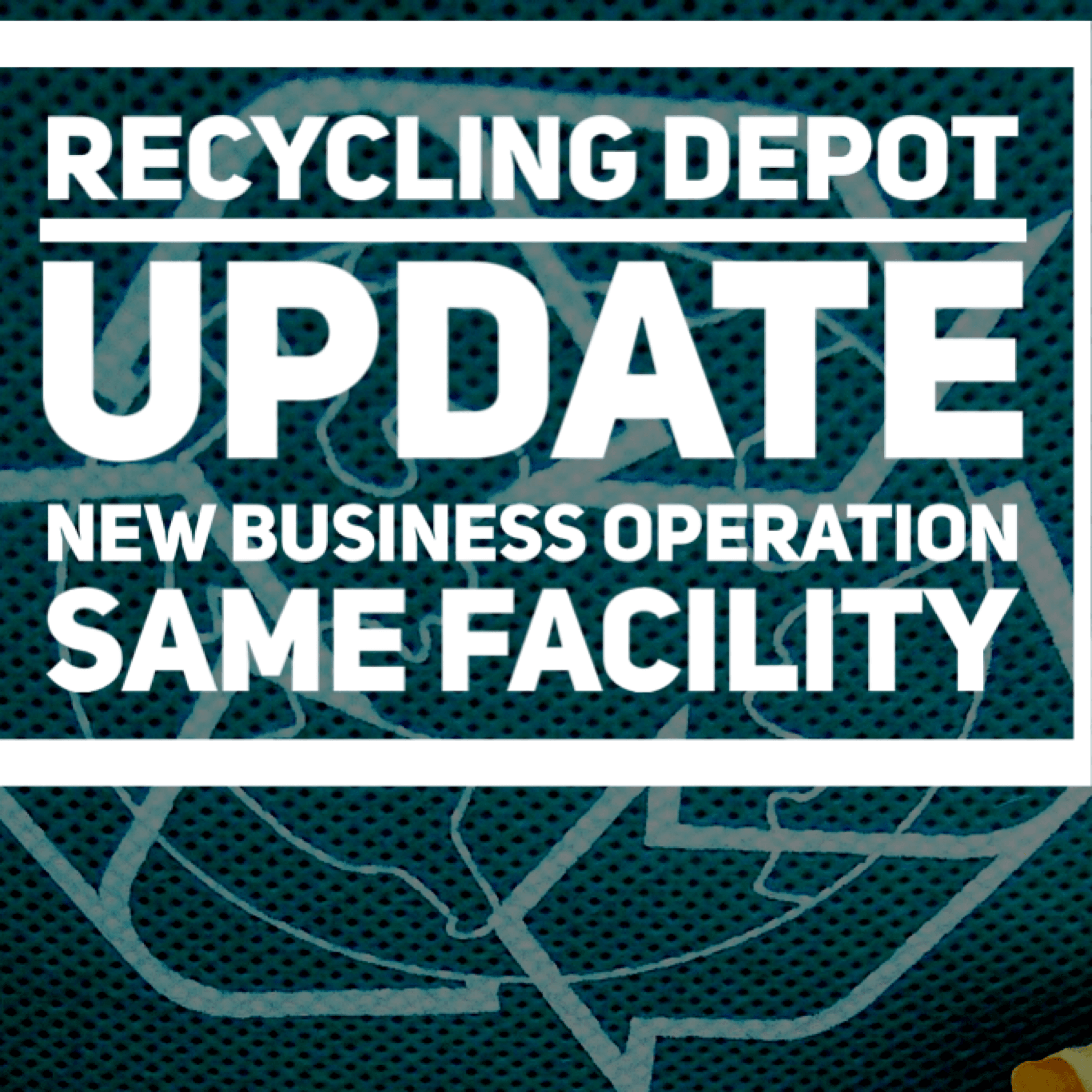 new mgmt recycling depot