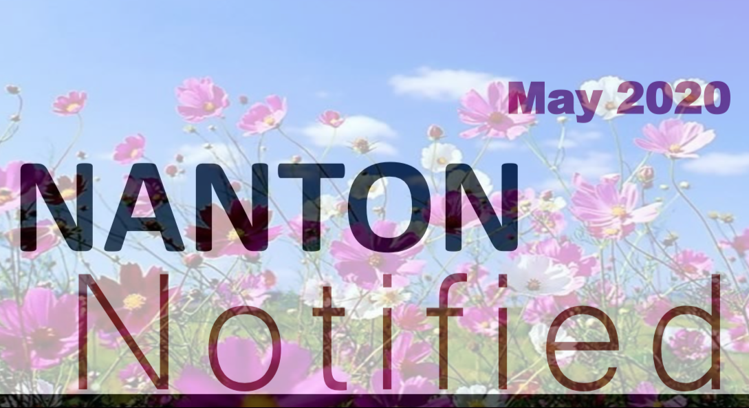 nanton newsletter may 2020