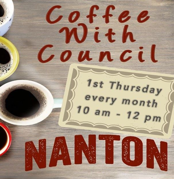 coffee with council newsflash