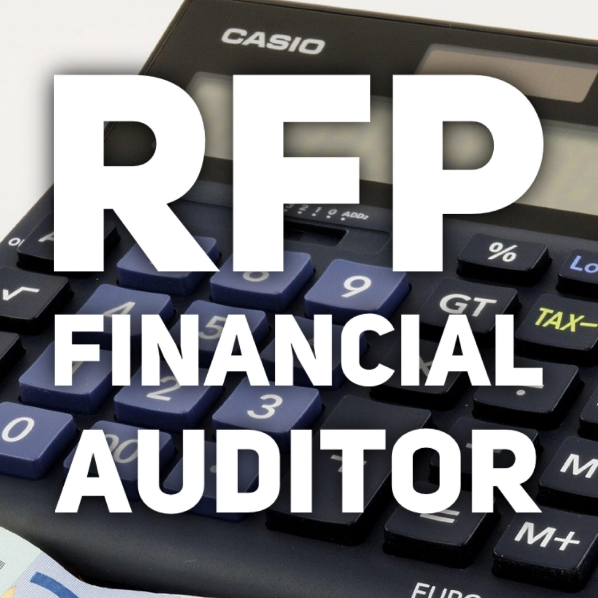rfp financial auditor