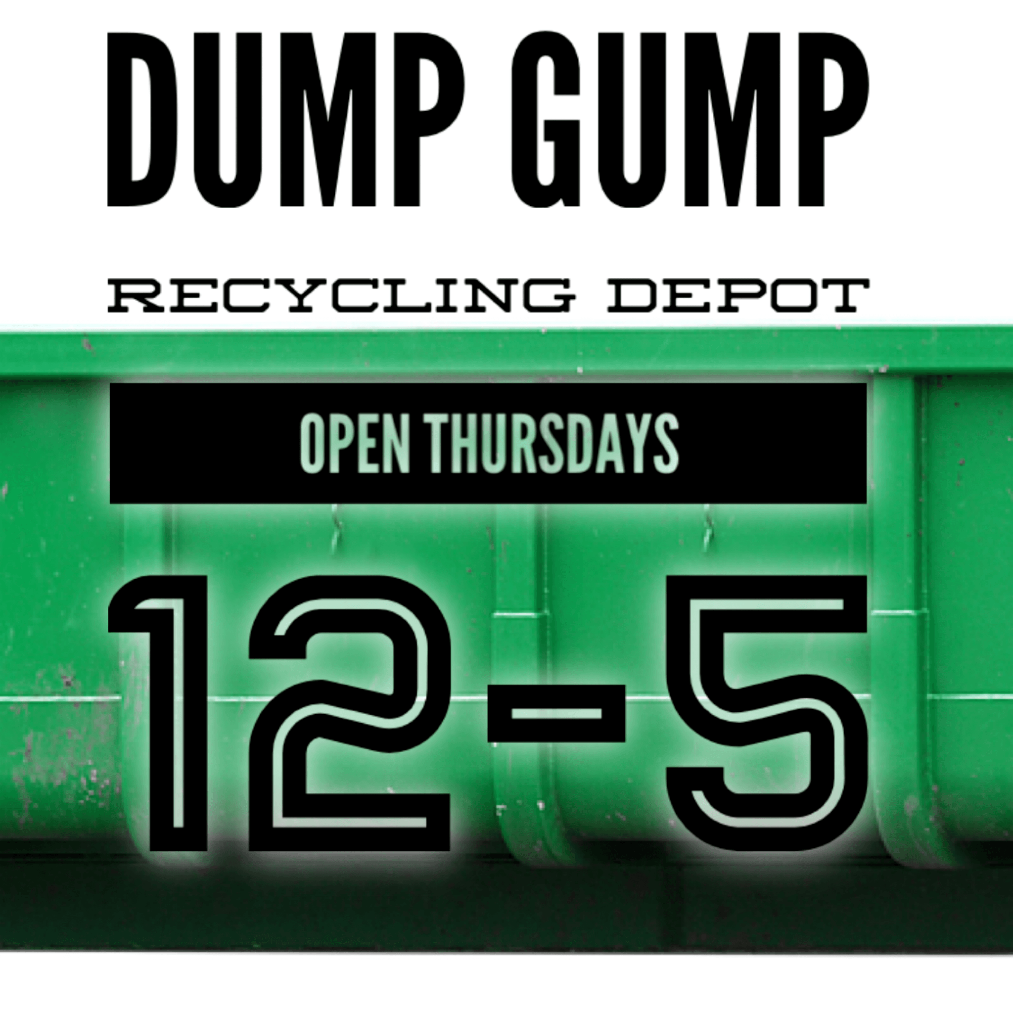 dump gump recycling depot new hours
