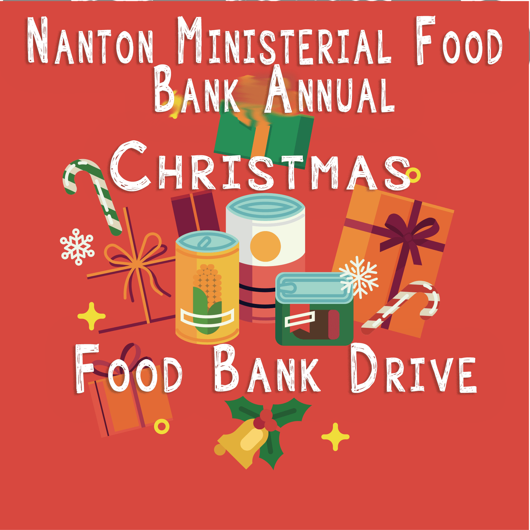 annual food bank drive