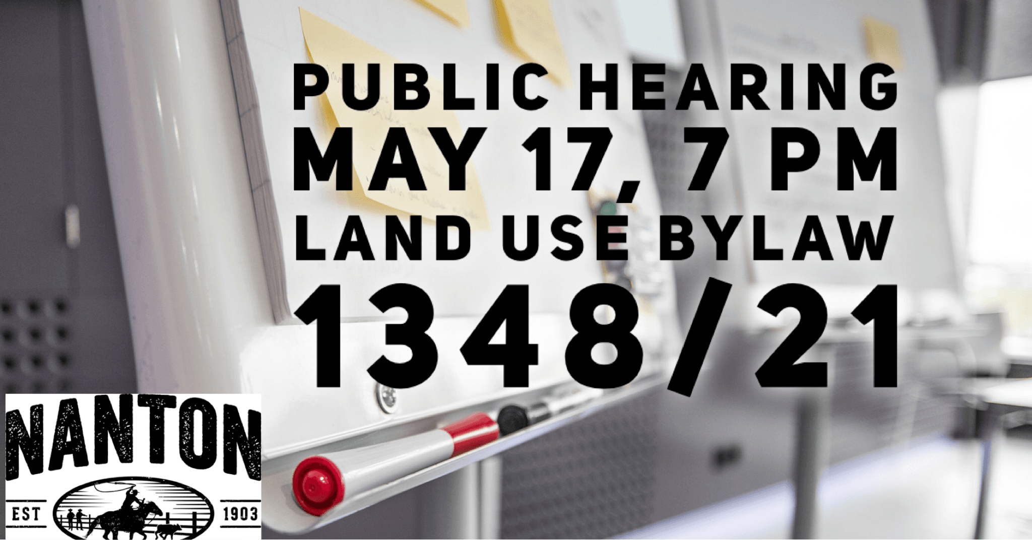 land use 1348 21 public hearing